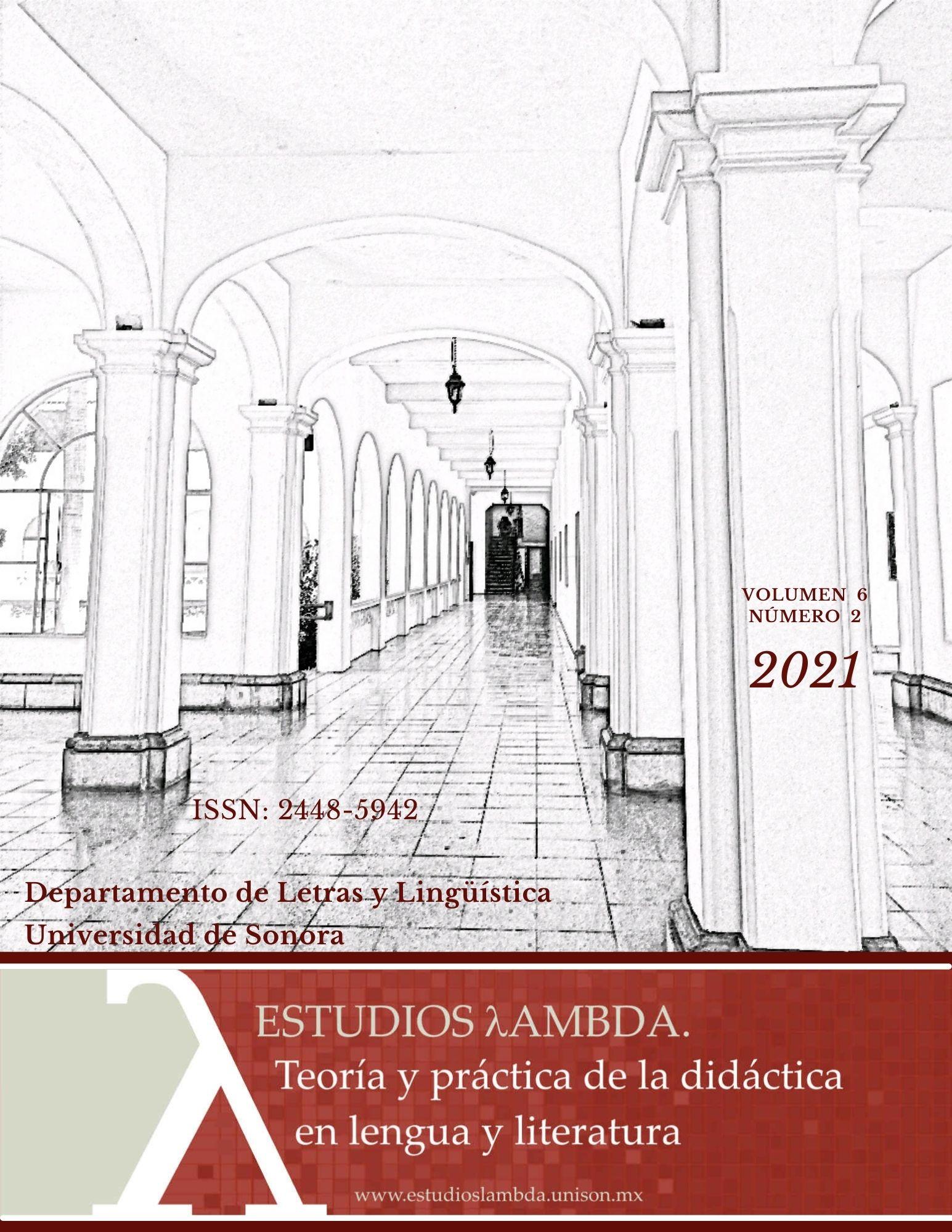 Ver Vol. 6 Núm. 2 (2021)